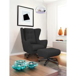 Кресло Фиеста на колесиках
